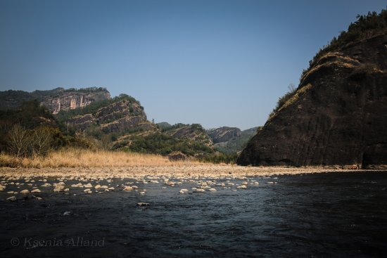 Wuyi Shan, China: Just beautiful place:) so enjoy to visit