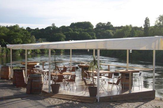 Pessac-sur-Dordogne, Γαλλία: Splendide vue