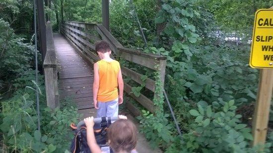Urbana, IL: lets start the trail!