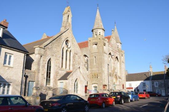 Isle of Portland, UK: Easton Methodist School House and Chapel