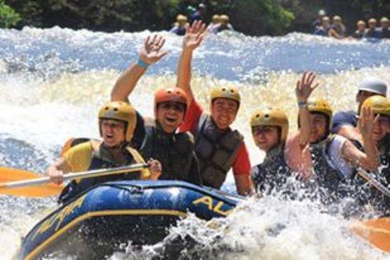 Brotas, SP: rafting