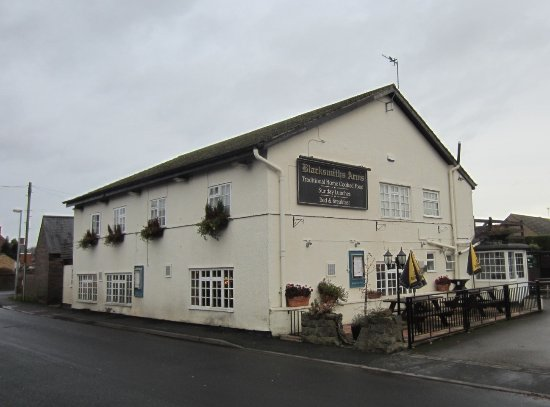 Гул, UK: The Blacksmith Arms