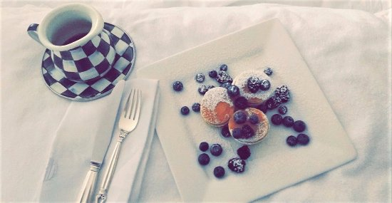 Skaneateles, Estado de Nueva York: Gourmet breakfast additional charges apply