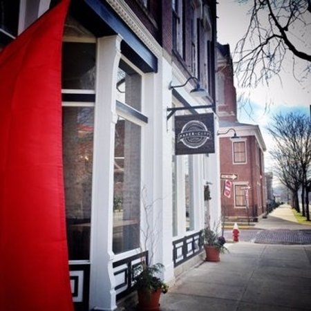 Chillicothe, OH: Paper City Coffee