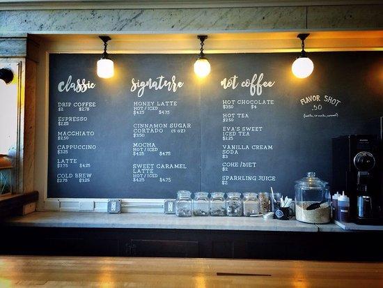 Chillicothe, Οχάιο: Paper City Coffee