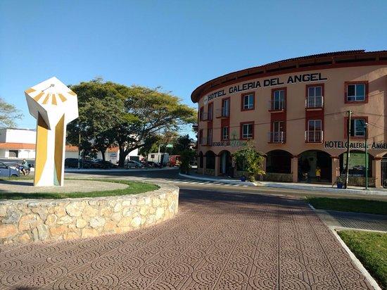 Hotel Galeria Del Angel