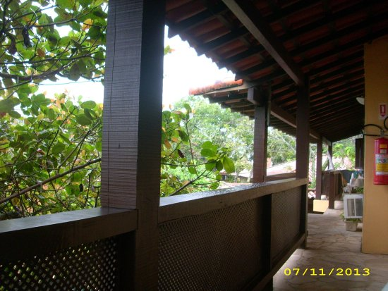 Pousada Calmaria: un balcon hacia la naturaleza