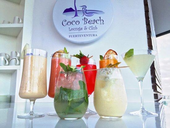 Gran Hotel Atlantis Bahia Real : Coco Beach Lounge & Club