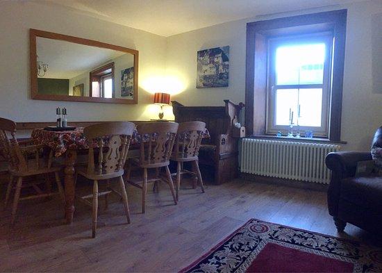 Seaham, UK: Dining room