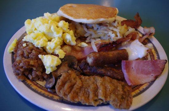 Vernal, UT: The hearty breakfast