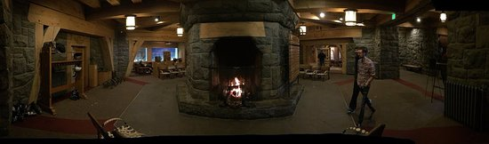 Timberline Lodge, Government Camp, OR