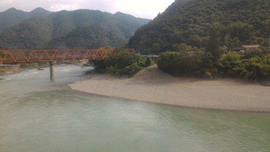 Kumamoto Prefecture, Japan: 沿路風景