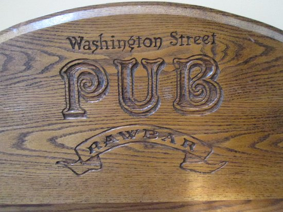 Easton, MD: Washington Street Pub