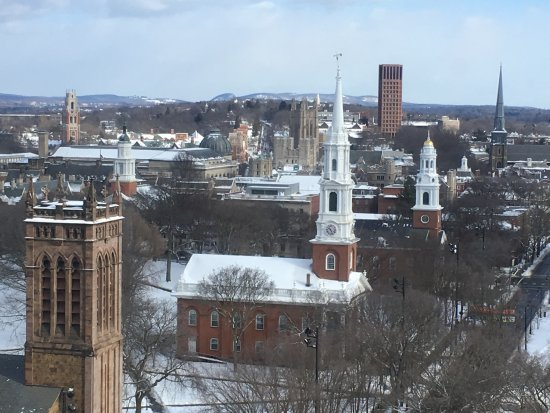 New Haven Green and Yale University