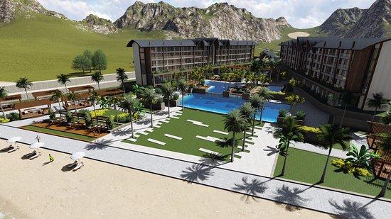 Pagudpud Sands Resort - Opening 2019