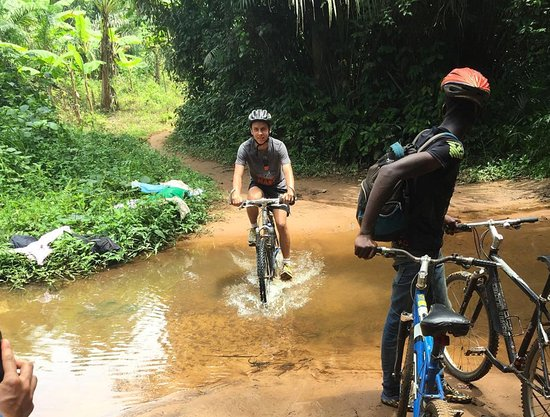 Aburi, Ghana: Boti Falls Tour
