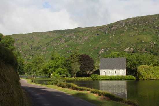 Greystones, Irland: Ireland - chapel