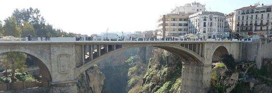 Pont d'El-Kantara: Pont el kantara