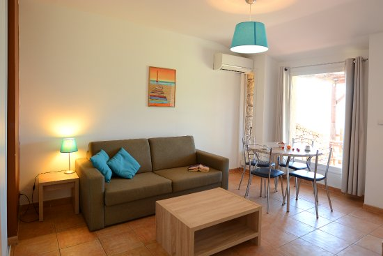 Serra-di-Ferro, Frankrike: Résidence ALBA ROSSA*** Villa 1 Chambre