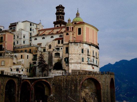 Atrani, Italia: Panorama