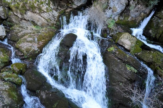 Castellar de n'Hug, Ισπανία: cascadas