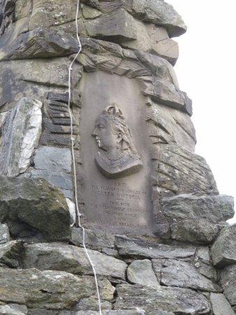 Aberfeldy, UK: Queen Victoria