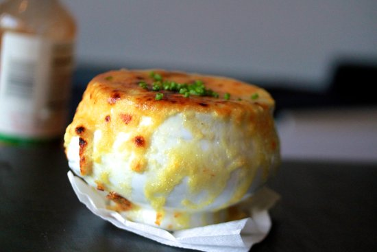Plymouth, MI: ale & onion soup