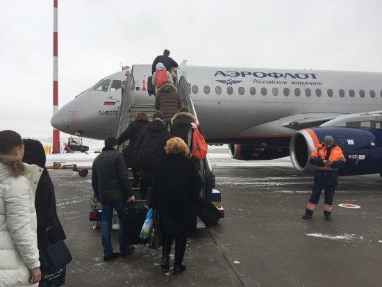 Valokuva: Aeroflot