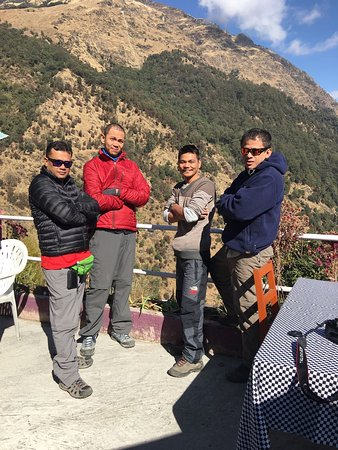 Kathmandu Valley, Νεπάλ: Beautiful village Ulleri