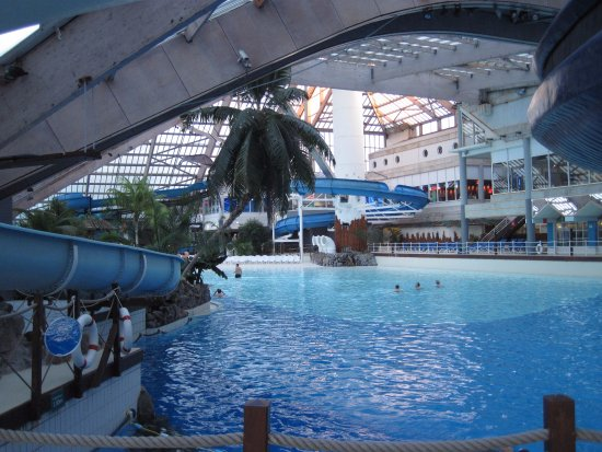 Aquaboulevard water park 4 rue louis armand in paris for Piscine 75015