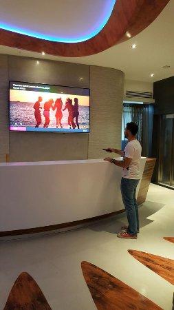 The Carmen Hotel: The Lobby.