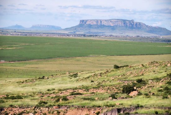 Harrismith, แอฟริกาใต้: A view of the surrounding areas