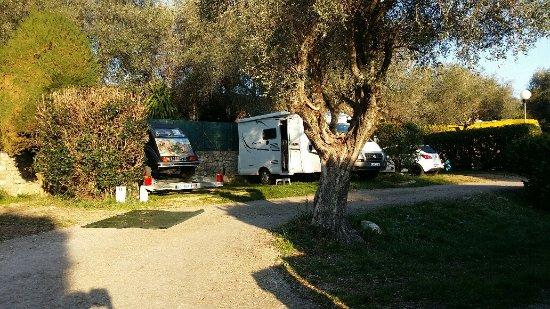 Camping la Paoute