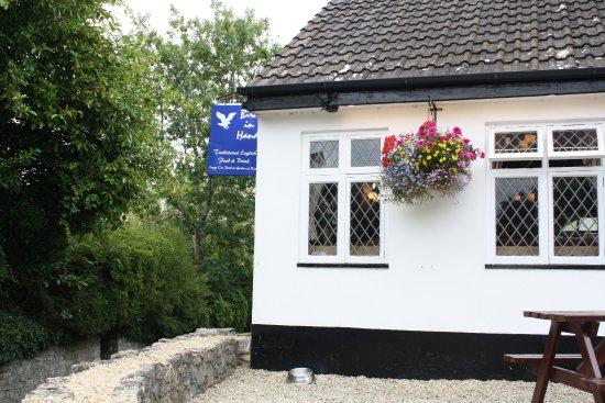 Saltford, UK: Außenansicht des Pubs