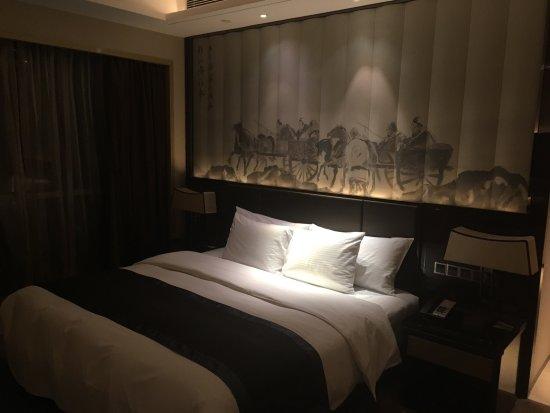 Jining, Chiny: Room