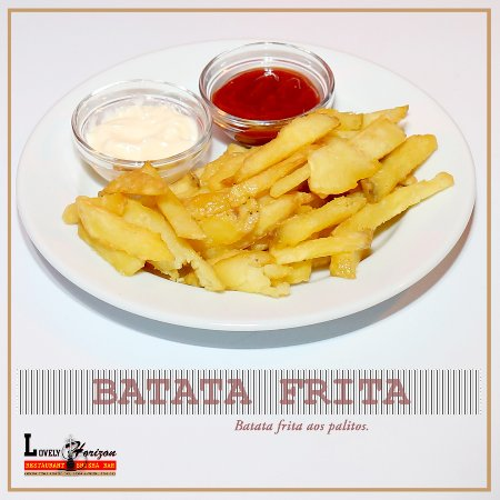 Linda-a-Velha, Portugal: French fries...! Fresh....!!!