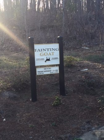 Jasper, GA: Sign