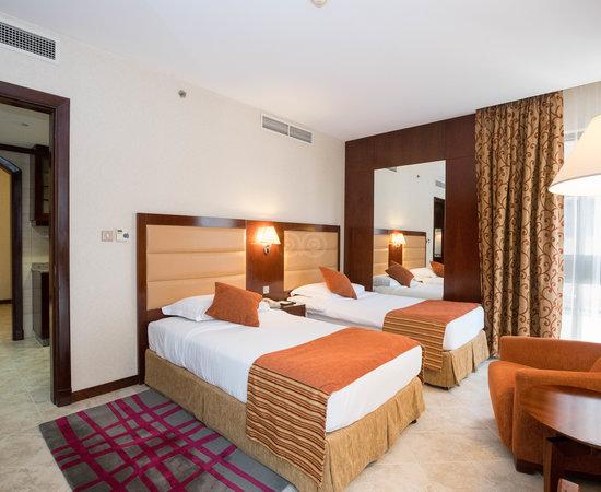 Vision Hotel Apartments, hoteles en Abu Dabi