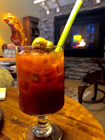 Stone Hill Inn: Bloody Mary