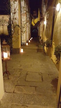 Due Carrare, Ιταλία: Area esterna