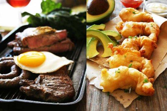 Pietermaritzburg, Sudáfrica: We offer more than just steaks