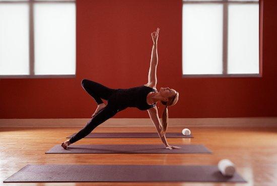 Yoga Studio Picture Of The Spa Atlanta Tripadvisor