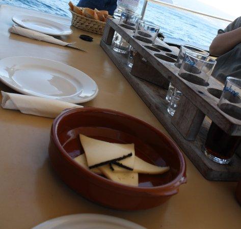 Bussard & Inia Ocean Explorer Tazacorte : Erste leckere Vorspeise