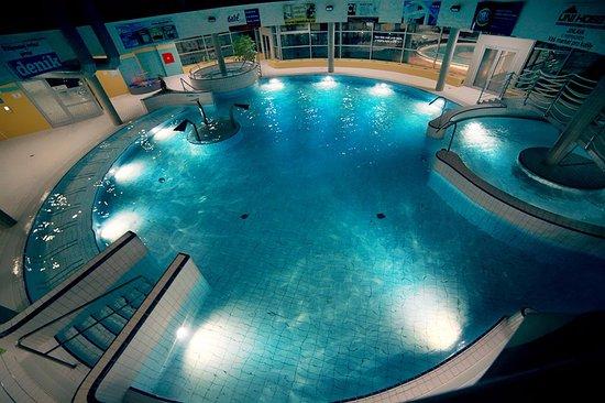 Vodní ráj Jihlava - indoor pool