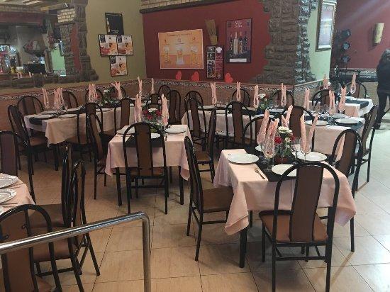 Galera, Spanien: Restaurante Pizzeria La Posá