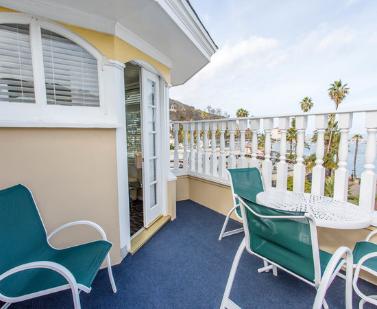 Catalina Island Pavilion Hotel Room Options