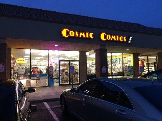 Cosmic Comics