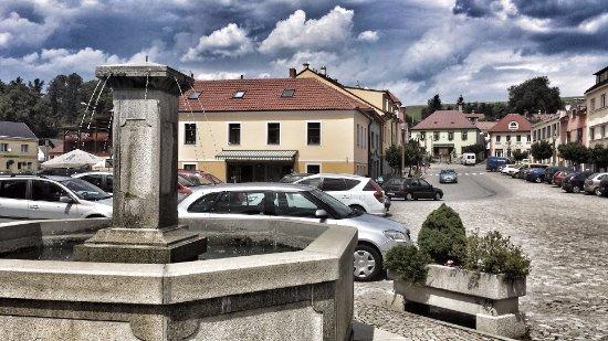 Jihlava, République tchèque : Luka nad Jihlavou - city center