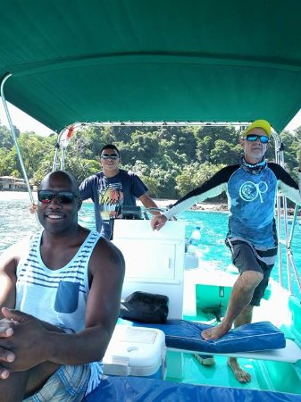 Casita Corcovado: Private fishing day tour with Craig