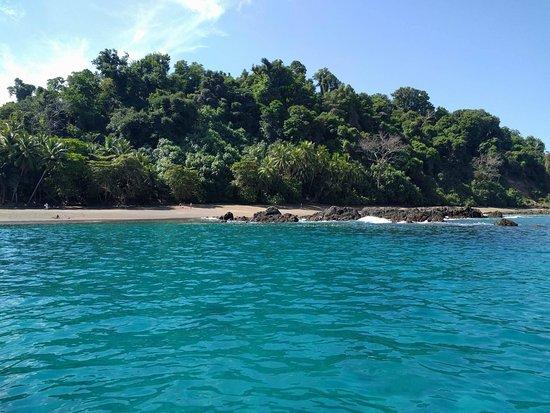 Casita Corcovado: Cano Island
